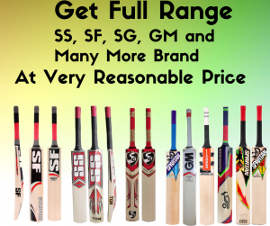 cricket equipment in USA