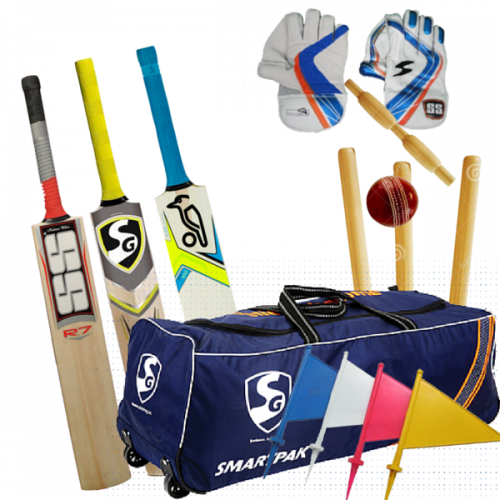 Taped ball kit, taped ball cricket